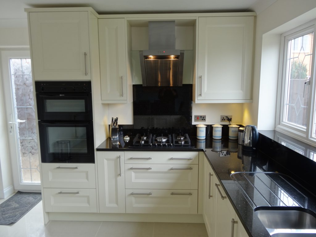 Mr And Mrs Pridmore Glenfield Kitchen Creations Leicester