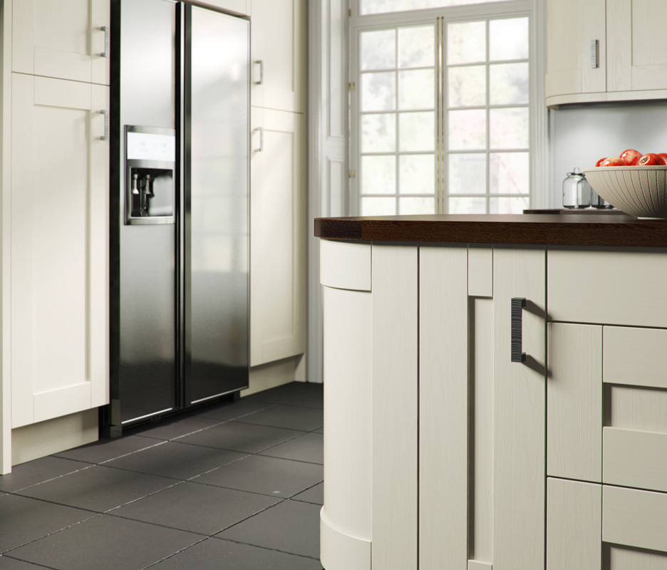 Ivory Shaker Kitchen Pictures: Kitchen Creations Leicester