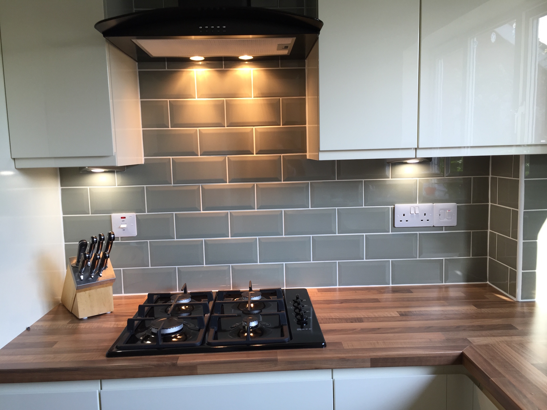 Mr And Mrs Lipman Loughborough Kitchen Creations Leicester