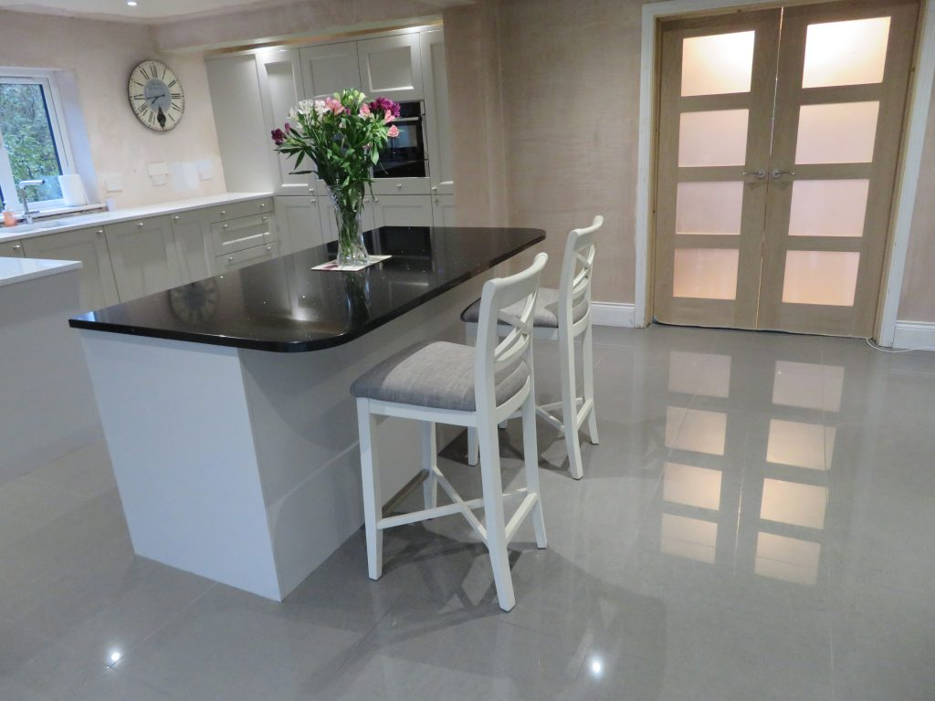 Mr And Mrs Moloney Long Whatton Kitchen Creations Leicester
